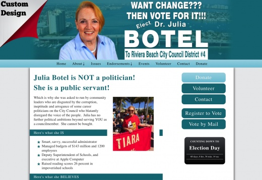Julia A. Botel for City Council District 4
